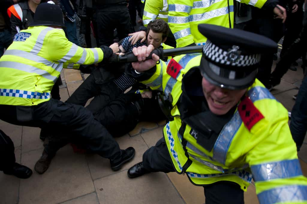 What is Excessive Force and How Do I Report It?