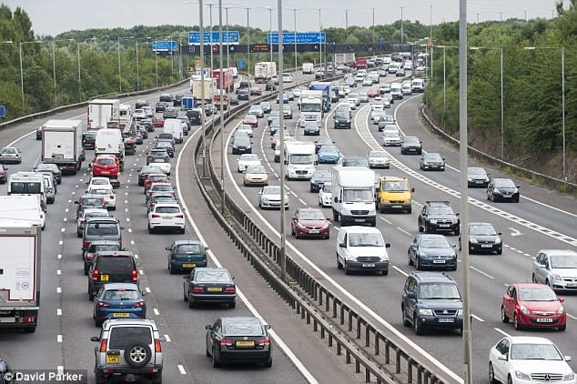 1 in 3 Motorists Facing Fines on UK Roads