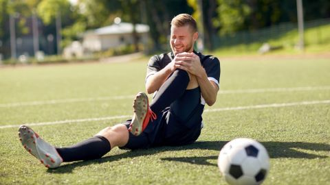 Can I claim compensation for a football injury?