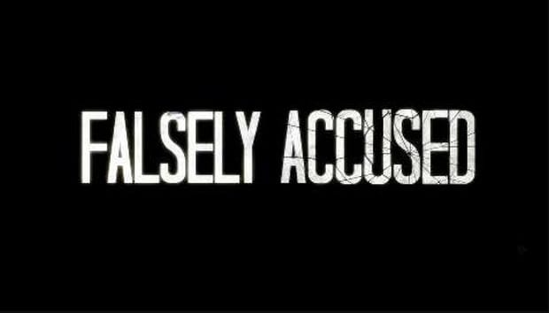 Falsely accued of sexual assault