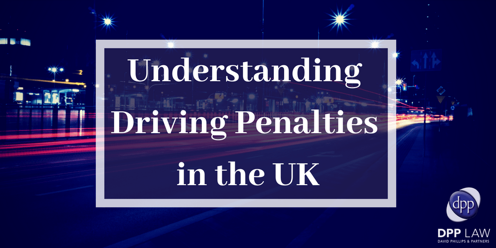 Understanding Driving Penalties in the UK