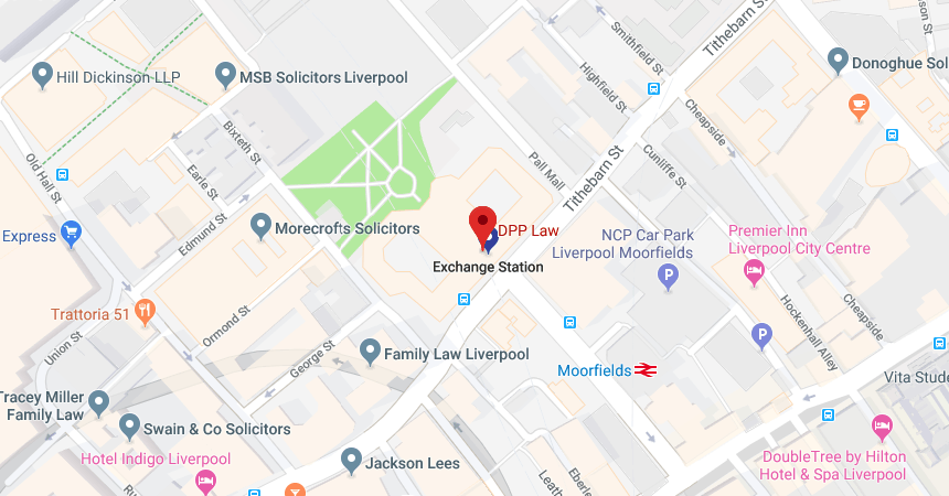 DPP Law Liverpool Solicitors