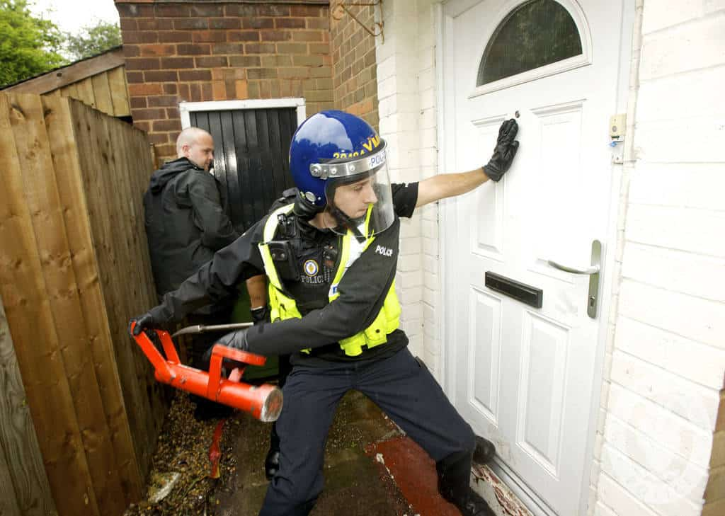 Can the Police Search My House Without a Warrant? – DPP Law